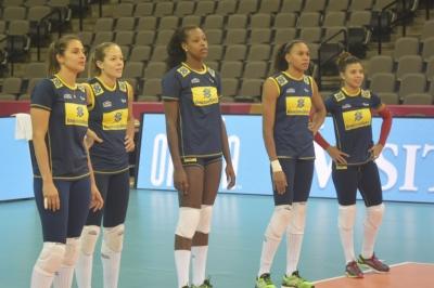 Brasil estreia na etapa decisiva contra a China