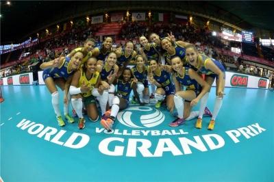 Brasil vence a Rússia e alcança a sétima vitória